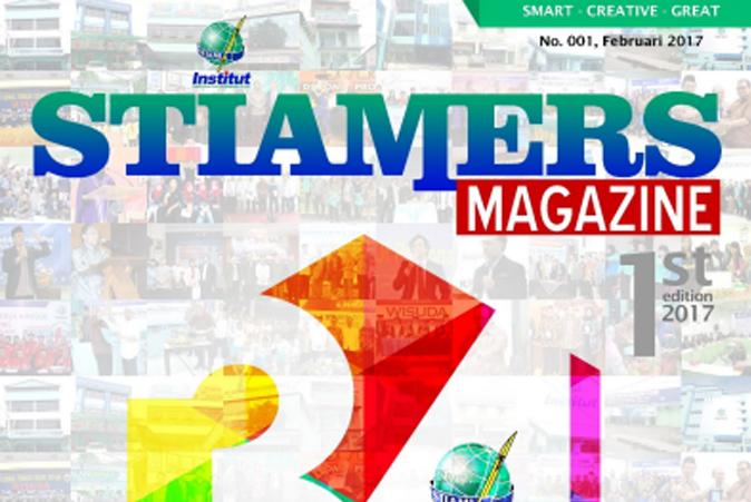 ss Stiamers Magazine